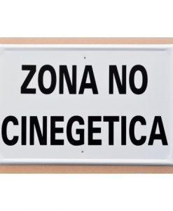 Tablilla Primer Orden Zona No Cinegetica España
