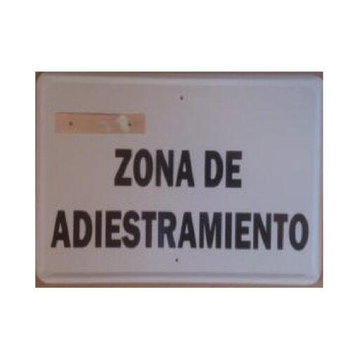 Tablilla Primer Orden Zona de Adiestramiento C Valenciana 1