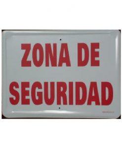 Tablilla Primer Orden Zona de Seguridad Andalucia 1