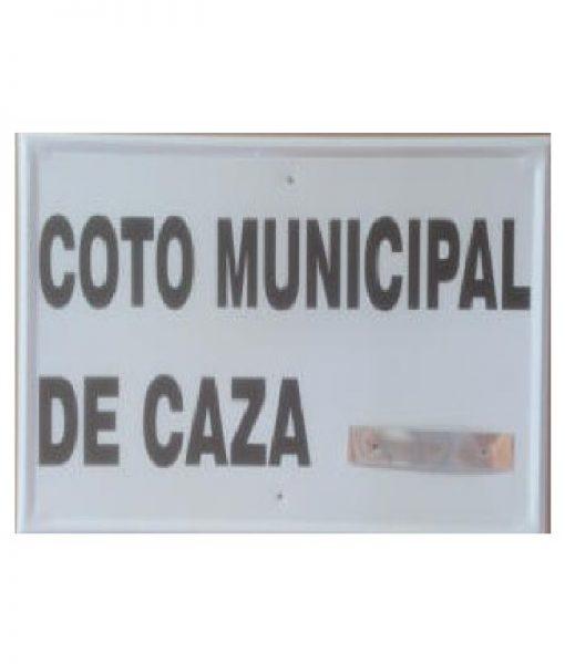 Tablilla Primer Orden coto-municipal-de-caza aragon 1