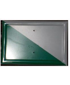 Tablilla Segundo Orden Blanca y Verde