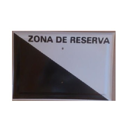 Tablilla Segundo Orden Zona Reserva C Valenciana 1