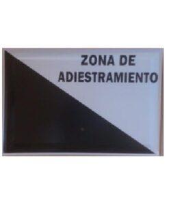 Tablilla Segundo Orden Zona de Adiestramiento 1