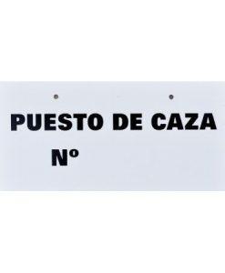 PUESTO DE CAZA