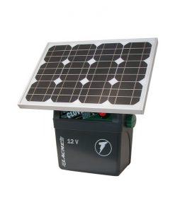 Energizador solar Clovert B50